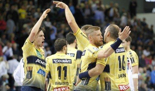 Löwen besiegen Leipzig und sind im Final Four