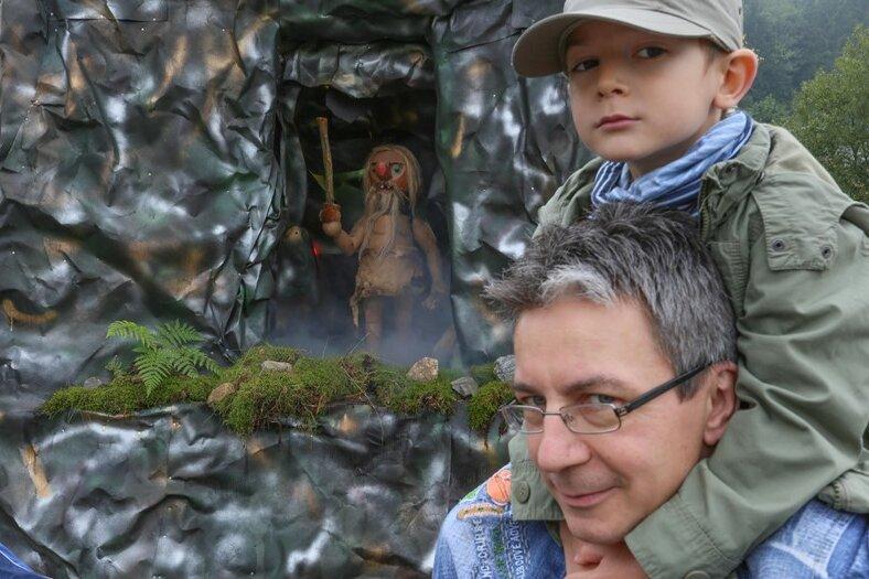 Das Bergfest ruft - Pobershau im Zeichen der Traditionspflege