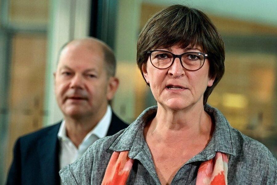Saskia Esken - SPD-Vorsitzende