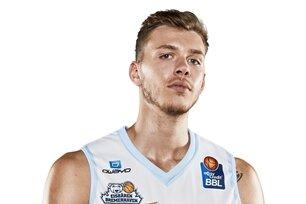 Jan Niklas Wimberg wechselt von BBL-Absteiger Bremerhaven nach Chemnitz.