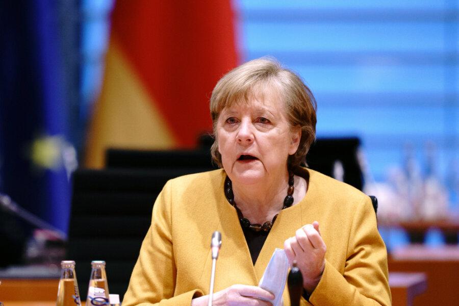 Das sagen sächsische Bürgermeister über Merkels Corona-Konferenz