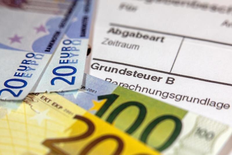 Sachsen plant Reform für Grundsteuer ab 2025