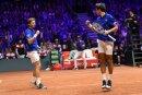 Mahut (l.) und Herbert gewannen im Doppel