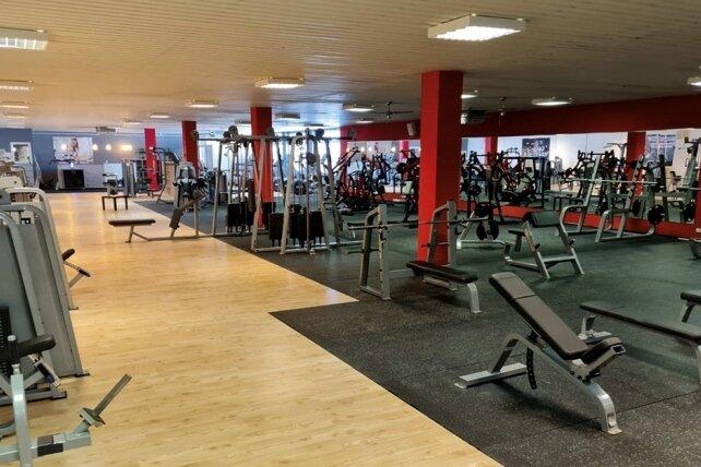 In der Wiesaer Straße 2c in Annaberg eröffnet ein neues Fitnessstudio. Am Wochenende gibt es zwei Tage der offenen Tür.
