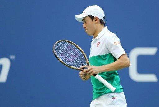 Nishikori steht im Halbfinale der US Open