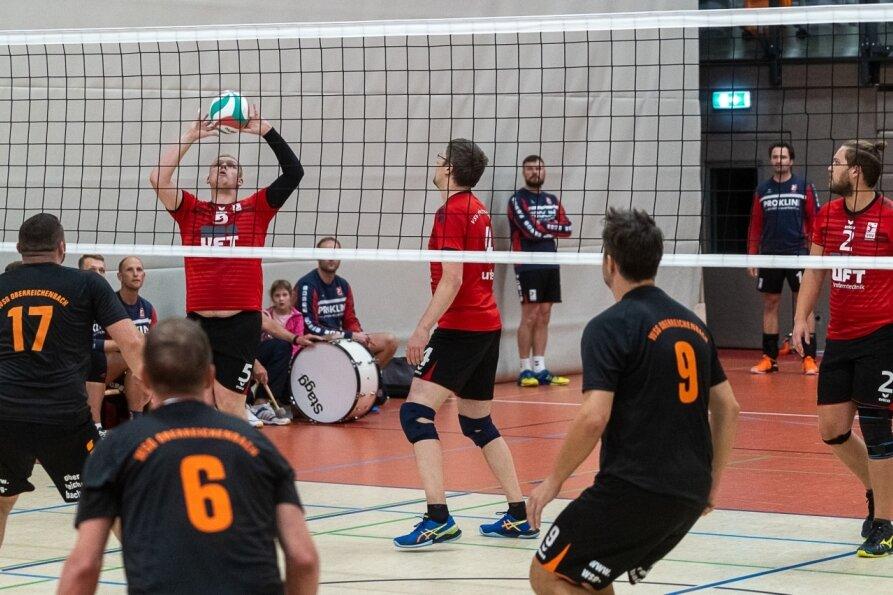 Zwei Teams aus dem Göltzschtal kämpfen um den Bezirkspokal