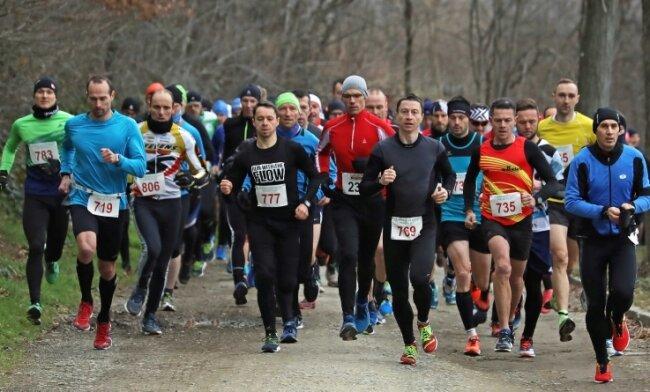 Von Coronavirus noch keine Spur: Mit 300 Startern wurde vor einem Jahr ein neuer Teilnehmerrekord aufgestellt.