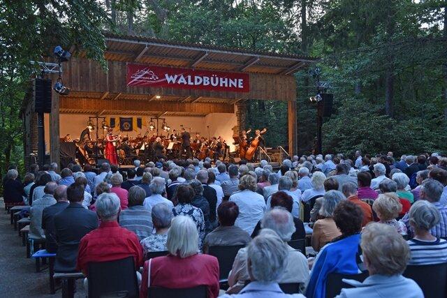 Benefiz-Gala auf der Augustusburger Waldbühne