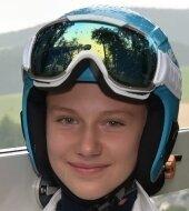 Lia Böhme - Skispringerin desSV Zschopau