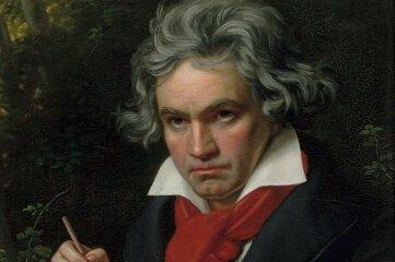 Beethoven ist mehrfach Thema.