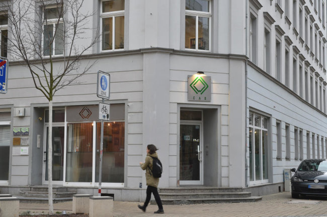 Anfang November öffnete die Coffee-Art-Bar am Brühl. Ende Februar macht sie wieder zu - nicht ganz freiwillig, wie der Betreiber sagt.