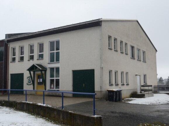 Die Gemeinde Werda investiert in die Zukunft: Der Kindergarten in dem Ortsteil wird erweitert.
