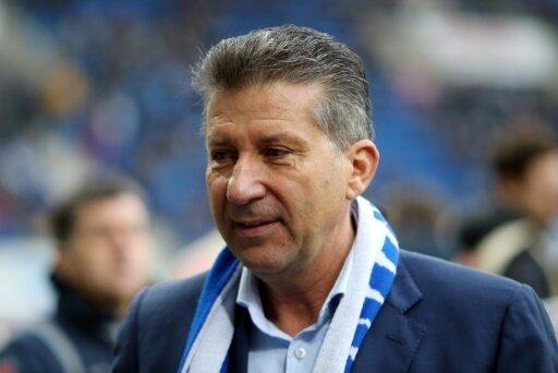 Peter Hofmann bleibt Klubchef bei der TSG Hoffenheim