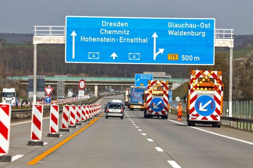 Autobahnsanierung wird vorbereitet