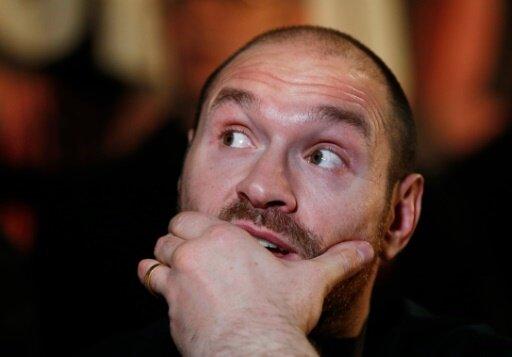 Tyson Fury gibt Selbstmordgedanken zu