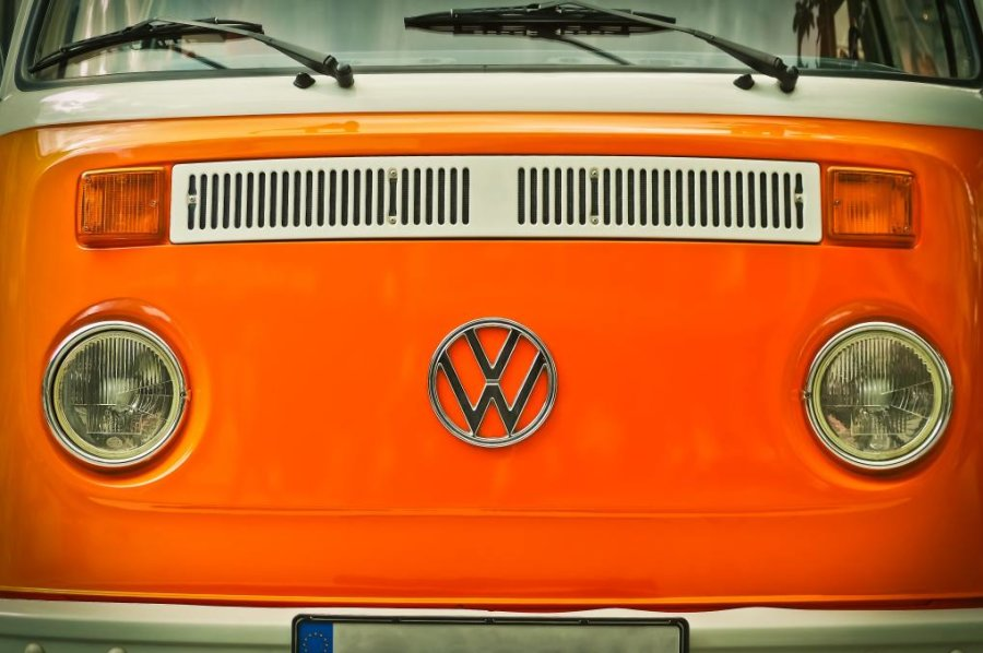 Der VW Bulli ist ein echtes Kultauto.