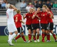 Die DFB-Frauen feierten den fünften EM-Titel in Serie