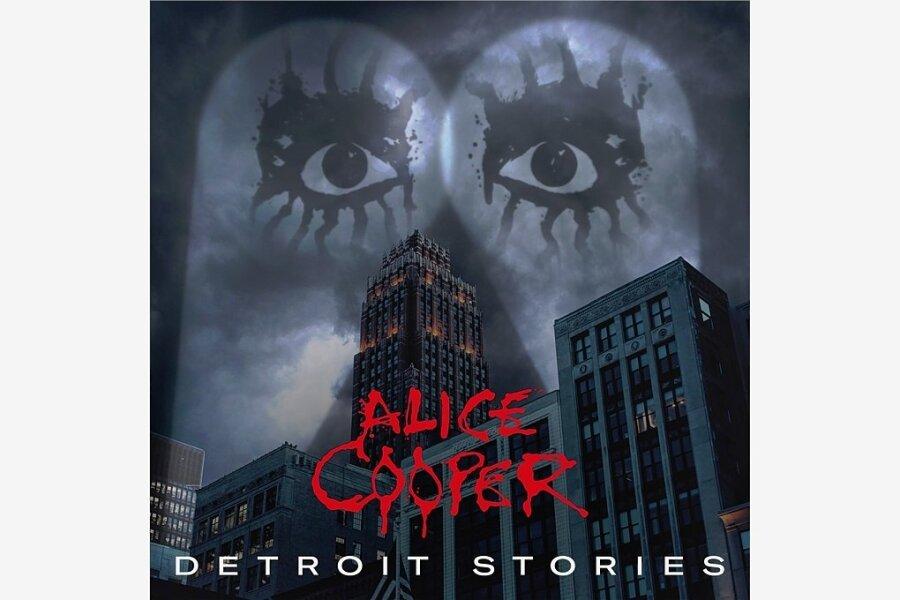 """Abgefärbt: Alice Cooper und  """"Detroit Stories"""""""