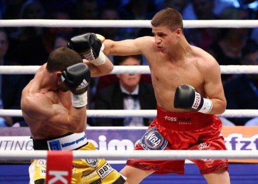 Tyron Zeuge verteidigt seinen WBA-Titel am 14. Juli