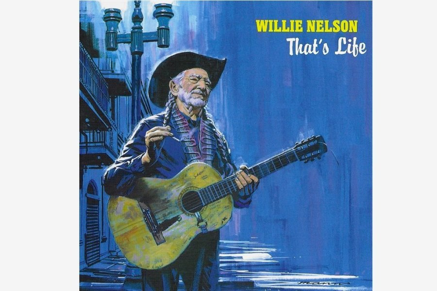 "Weggelassen: Willie Nelson und ""That's Life"""