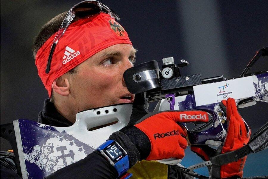 Der Thüringer Erik Lesser ist einer von vier Athletensprechern im Biathlon. Seine Stimme zählt.