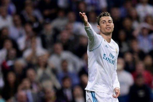 Erzielt das 1:1: Cristiano Ronaldo