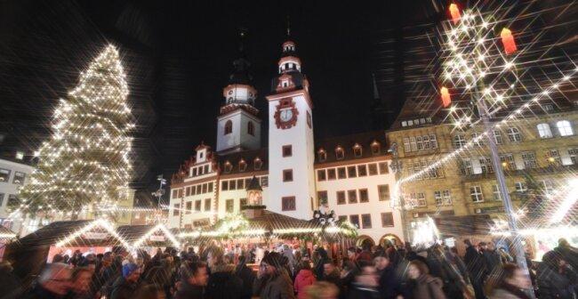 Weihnachtsmarkt Länger Als 24 12.Händler Kritik An Weihnachtsmarkt Test Freie Presse Chemnitz