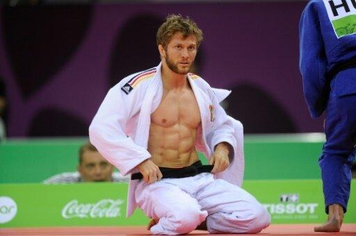 Sebastian Seidl ist bei der WM in Baku ausgeschieden
