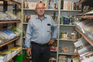 Frieder Seidel hat das Unternehmen 1990 gegründet und mit ihm Höhen und Tiefen gemeistert.