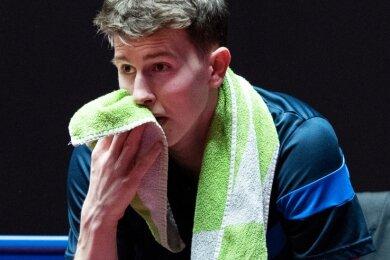 Wie genau seine Tischtennis-Zukunft aussehen wird, kann Benno Oehme aktuell nicht sagen. Ab Herbst spielt er aber bei Erstligist TTC Bad Homburg.