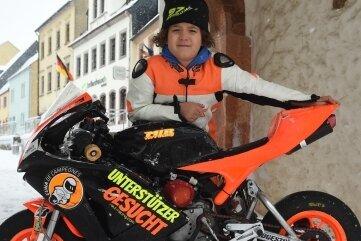 Raul Klaus-Santana fährt schon länger Rennen in Spanien. Sein Vater leitet nun einen Nachwuchs-Cup in Deutschland.