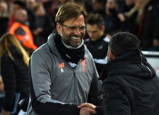 Jürgen Klopp erreicht das Viertelfinale mit Liverpool