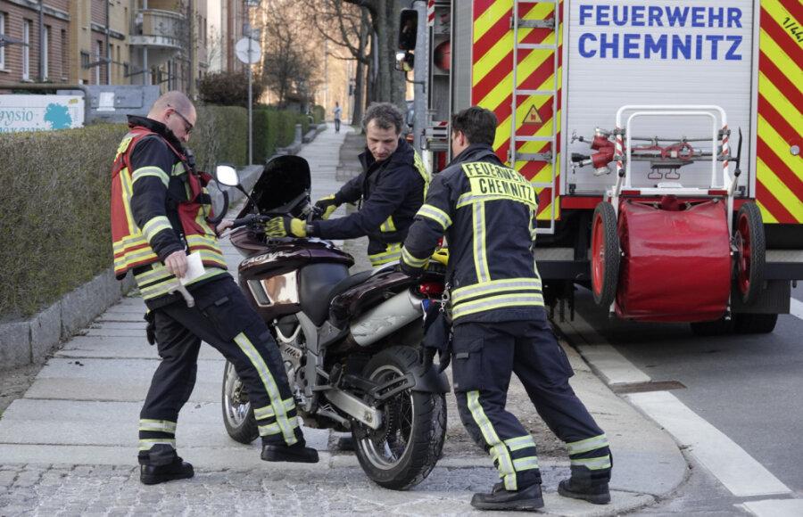 Mopedfahrer bei Unfall auf Blankenauer Straße verletzt