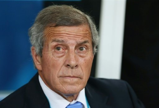 Oscar Tabarez bleibt weiterhin Nationaltrainer Uruguays