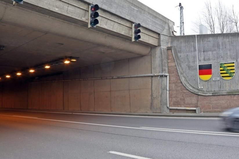 B 93: Tunnel in Mosel zwei Tage gesperrt