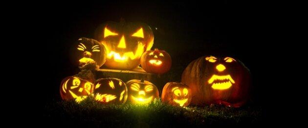Halloween - Gruselspaß für Groß und Klein