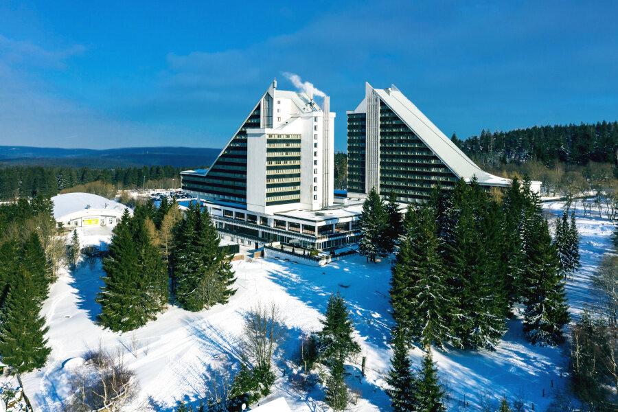 Herzlich willkommen im AHORN Panorama Hotel Oberhof