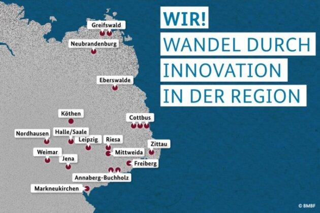 Schlaue Köpfe: Südwestsachsen holen Fördermillionen für Zukunftsprojekte