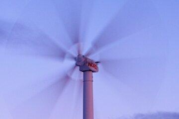 Das war's: Ab Neujahr sollen sich im Windpark Jöhstadt die Rotorblätter von nur noch 2 der insgesamt 14 Anlagen drehen.