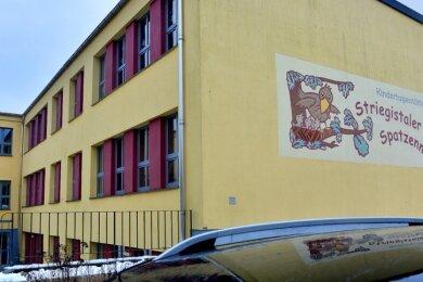 Für circa 100.000 Euro will die Gemeinde Striegistal die sanitären Anlagen in der Grundschule Pappendorf sanieren.