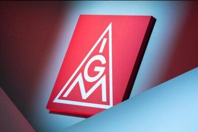 Das Logo der IG Metall.