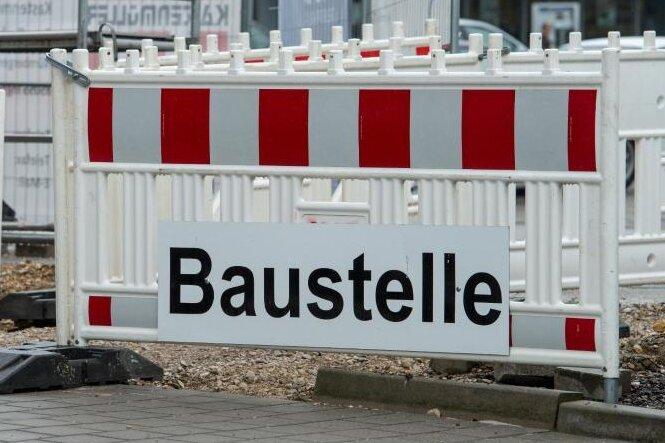 Kriebstein: Mitte März Baustart an der Kreisstraße 8212