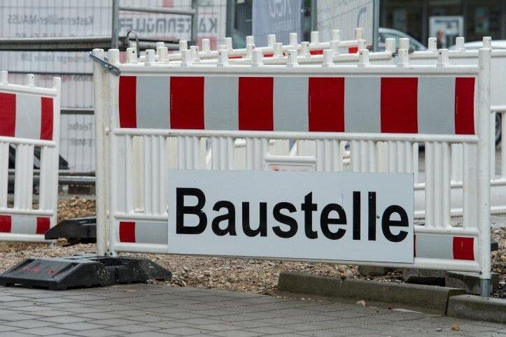 Verkehrseinschränkungen zwischen Flöha und Augustusburg