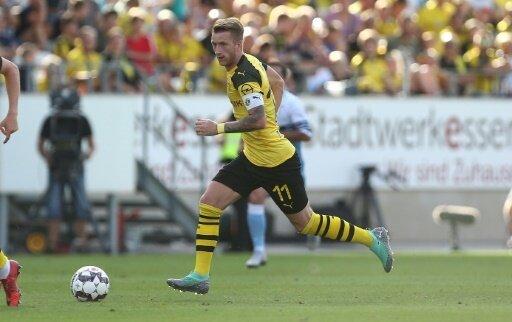 Verantwortungsvolle Rolle beim BVB: Marco Reus