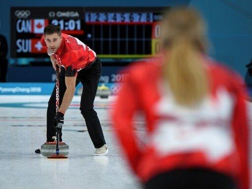 Canadas Curler gewinnen Gold bei der Premiere