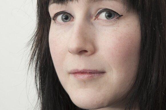 """Ulrike Nimz, Redakteurin der """"Freien Presse""""."""