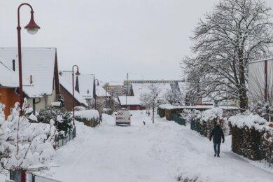 Die Anwohner der Zliner Straße in Limbach-Oberfrohna können sich an einem Projekt beteiligen, bei dem neuartige Technik erprobt wird.