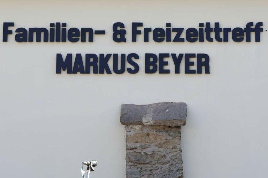 Familien- und Freizeittreff in Breitenbrunn trägt nun den Namen Markus Beyer