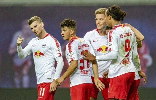 RB Leipzig tritt wieder als Einheit auf