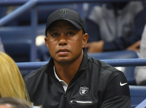 Schlägt in San Diego ab: Tiger Woods